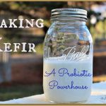 How to Make Milk Kefir with Probiotic Benefits