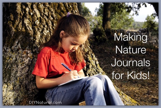 Kids Nature Journal