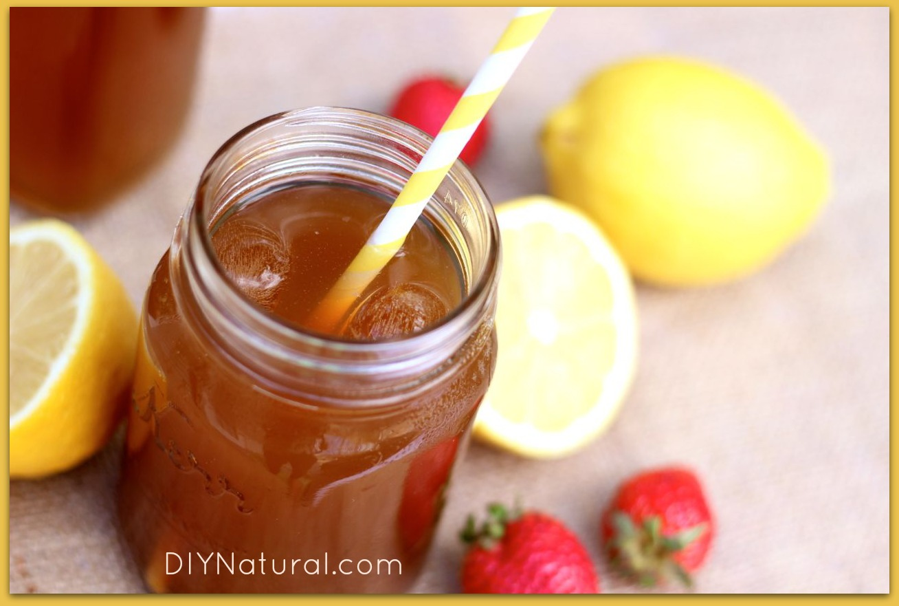 How To Make Kombucha Recipe 1