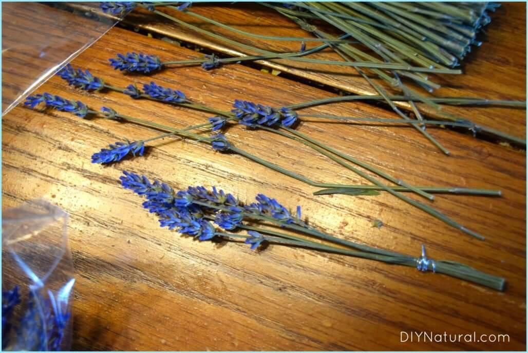 Lavender Wreath 1