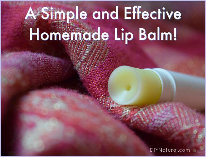Lip Balm Recipe