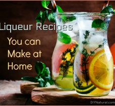 Herbal and Fruit Liqueur Recipes to Make at Home