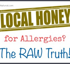 Does Local Raw Honey Really Help With Allergies?
