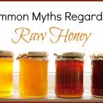 3 Common Misunderstandings Regarding Raw Honey
