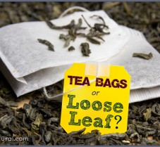 Is Loose Leaf Tea Superior to Tea from Tea Bags?