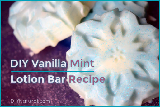 Vanilla Mint Lotion Bars