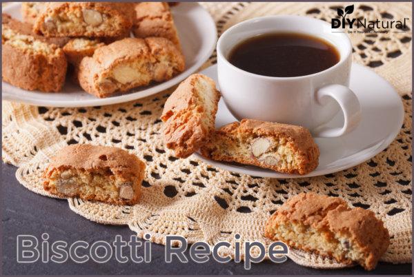 Make Biscotti Recipe Almond
