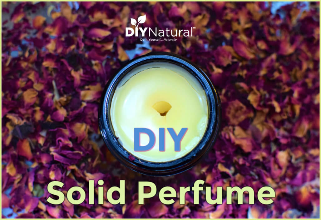 Make DIY Solid Perfume Recipe