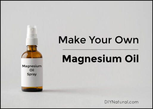 Make Magnesium Oil Recipe