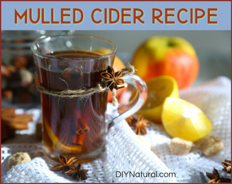 Make Mulled Cider Recipe