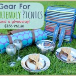 How to Plan an Eco-Friendly Picnic (and a Giveaway!)