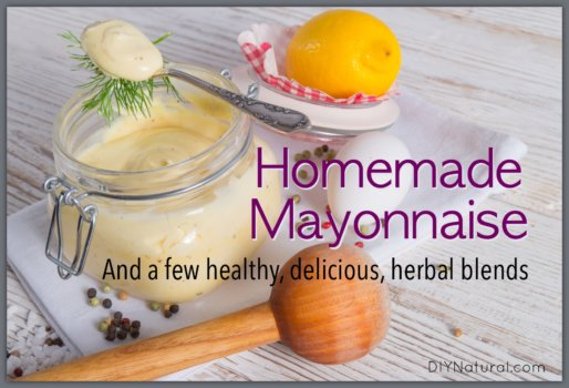 Herbal Mayonnaise