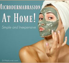 Simple Microdermabrasion Treatment at Home