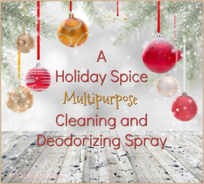 Musty Smell Cleaner Deodorizer