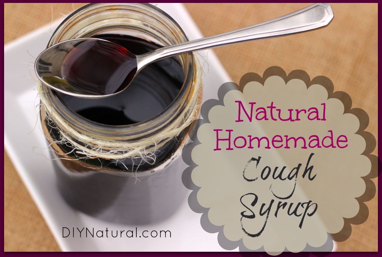 Natural cough remedies and a recipe for elderberry cough syrup forumfinder Images