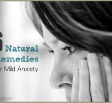 Six Herbal Plants for Natural Help with Minor Anxiety