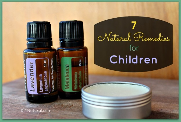 Natural Remedies for Children