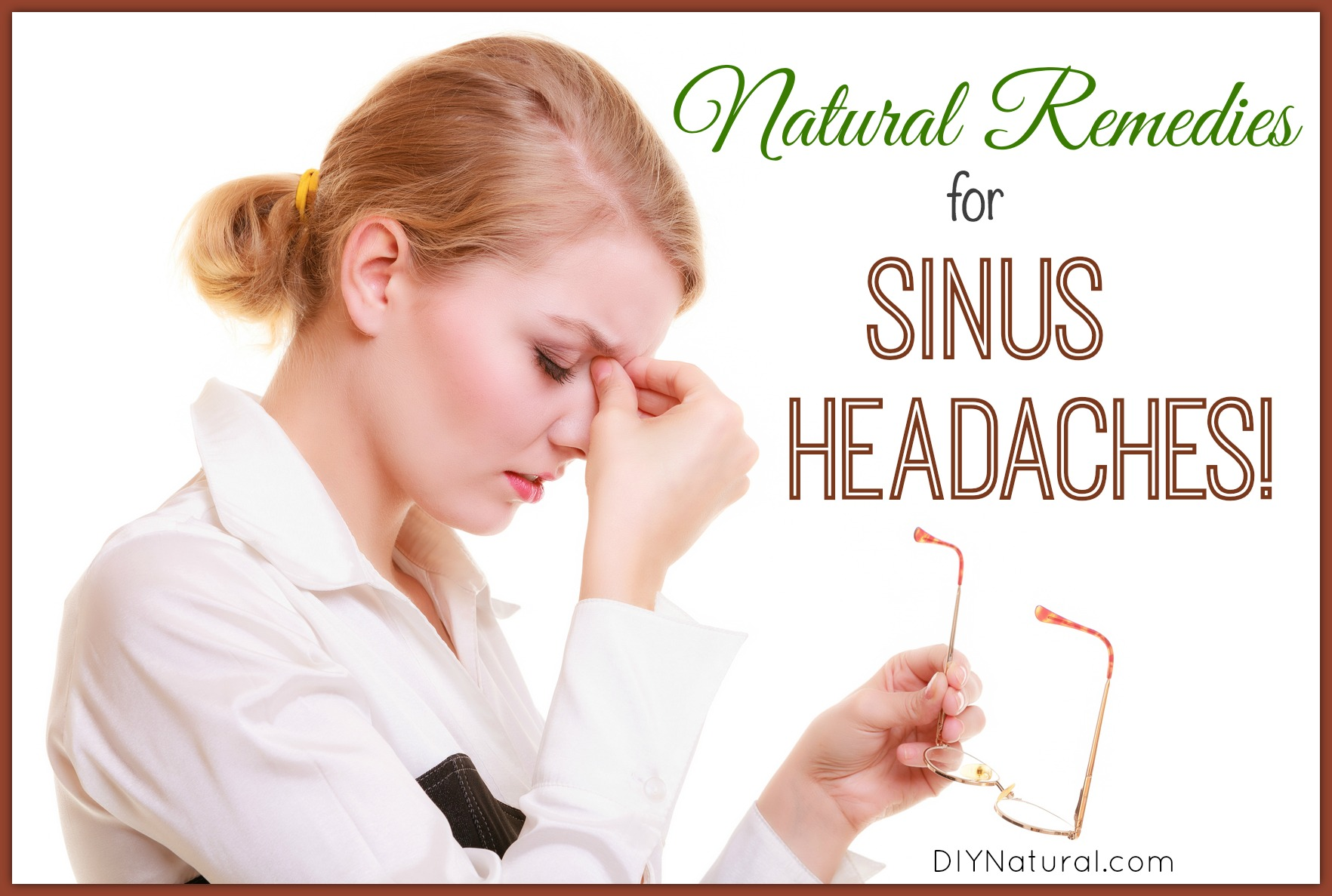 Natural Remedies For Sinus Dizziness