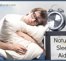 Natural Sleep Aids & A DIY Dream Pillow Recipe