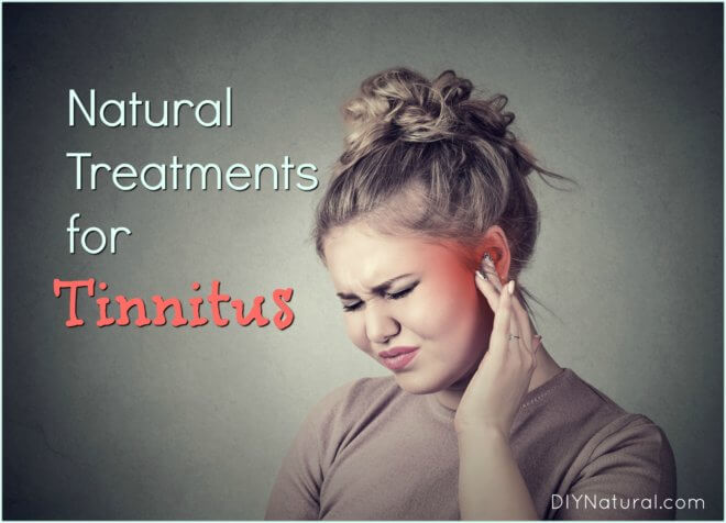 Natural Treatment for Tinnitus