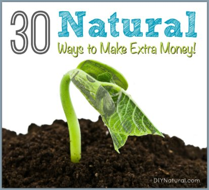 Natural Ways to Make Extra Money