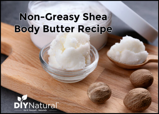 Non Greasy Shea Body Butter Recipe