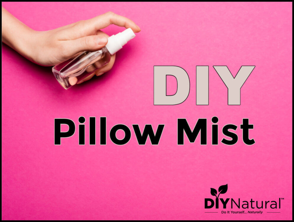 Relaxing Pillow Mist for a Calm Mind & Better Sleep