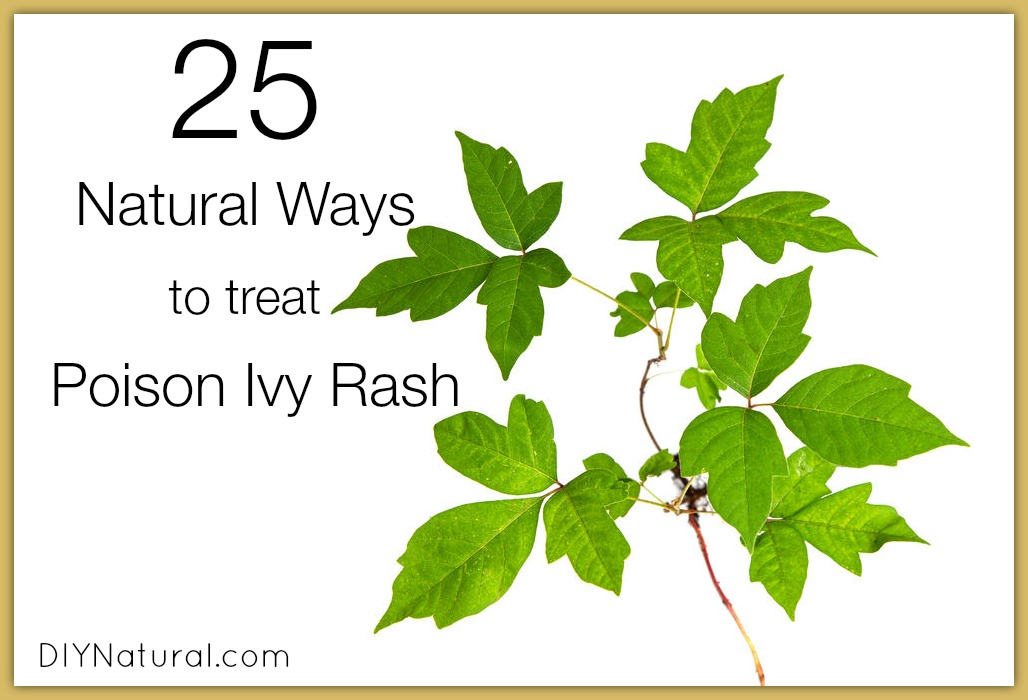 Poison Ivy Treatment: Along with 25 Other Natural Rash Remedies