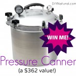 GIVEAWAY: Pressure Canner ($362 Value)
