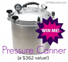 GIVEAWAY: Pressure Canner ($362 Value)
