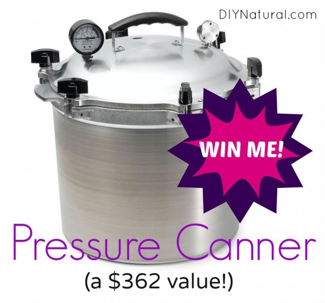 Pressure Canner Giveaway
