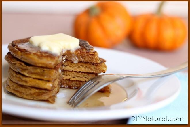 Pumpkin Pancakes 1