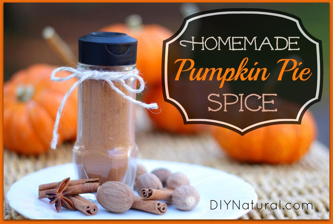 Pumpkin Pie Spice - Use in Pumpkin Pie, Rolls, and Cake!