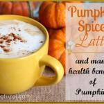 Pumpkin Spice Latte Recipe & Fun Pumpkin Facts