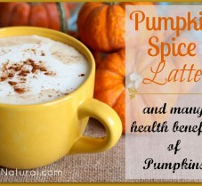 Pumpkin Spice Latte Recipe & Fun Pumpkin Facts