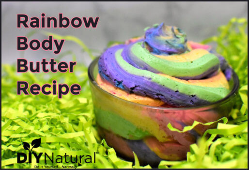 Rainbow Body Butter