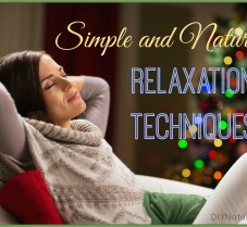 Natural Relaxation Techniques To Bring You Relief