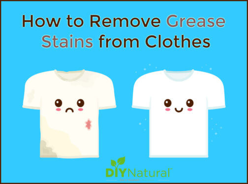 Remove Grease Stains From Clothes