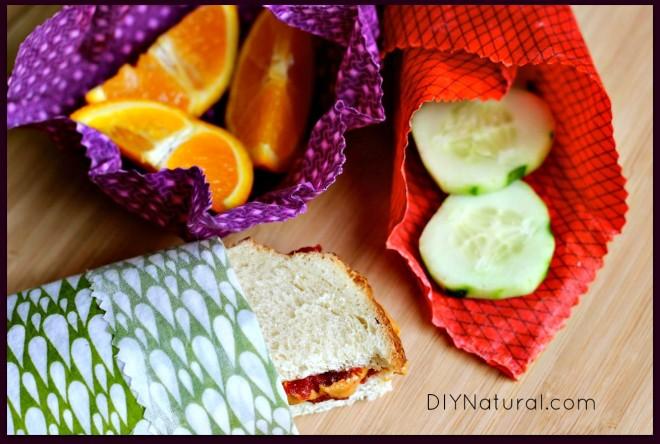Reusable Food Wrap 7