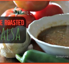 Homemade Roasted Salsa – Mmmm It's So Good