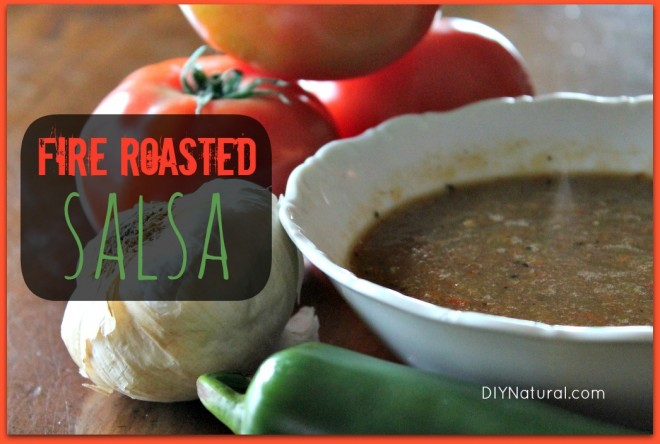 Roasted Salsa