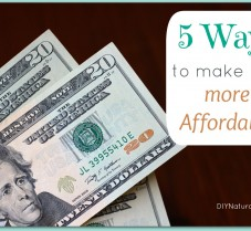 5 Simple Ways to Make DIY More Affordable