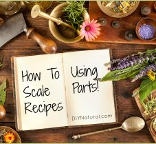 How to Scale A Recipe to Make as Much as You Want