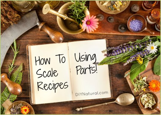 Scaling Recipe