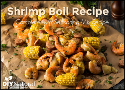 Shrimp Boil Recipe Seasoning