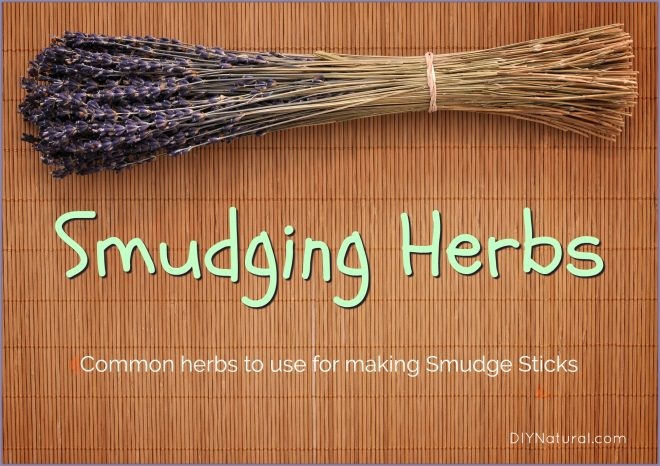 Smudging Herbs: The Best Herbs to Use In Your DIY Smudge Sticks