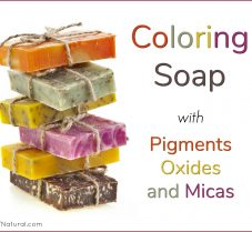 Coloring Your Soap with Pigments, Oxides, and Micas
