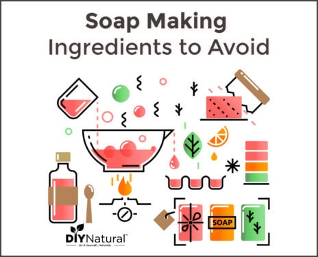 Soap Making Ingredients to Avoid