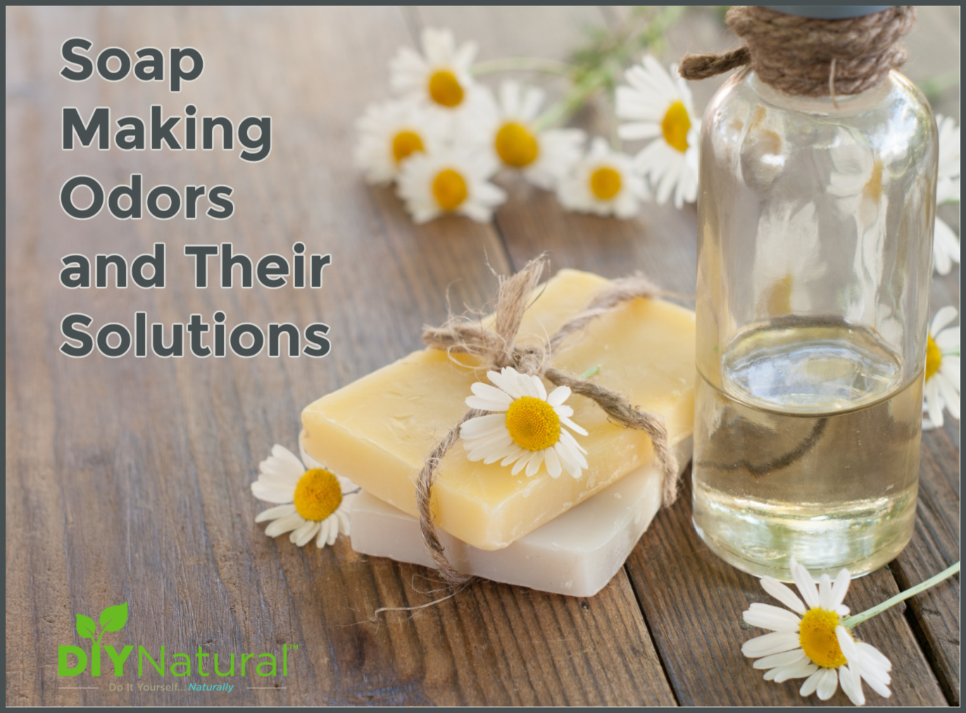 Strange Soap Making Odors and How To Avoid Them