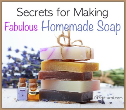 Soap Making Tips